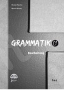 Grammatik  C1 - Bearbeitung