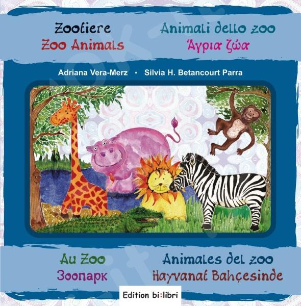 Zootiere(Άγρια Ζώα) by bi:libri (Βιβλίο του μαθητή)