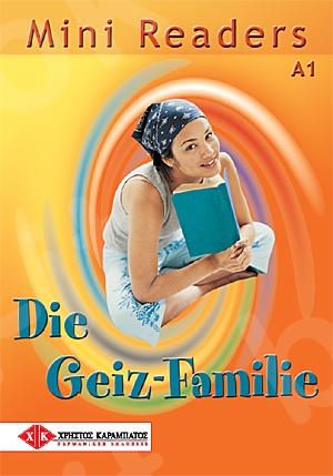 Die Geiz-Familie - Mini Readers (Βιβλίο του μαθητή)