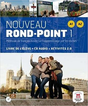 Nouveau Rond-Point 1 (A1-A2) - Livre de l'élève + CD + Activites 2.0 (Μαθητή+CD)