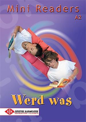 Werd was - Mini Readers (Βιβλίο του μαθητή)