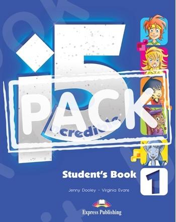 Incredible 5 (I5) - 1 - ΠΑΚΕΤΟ (Power Pack 1) Όλα τα βιβλία της τάξης με Workbook DigiBook App.) - (Νέο !!!)