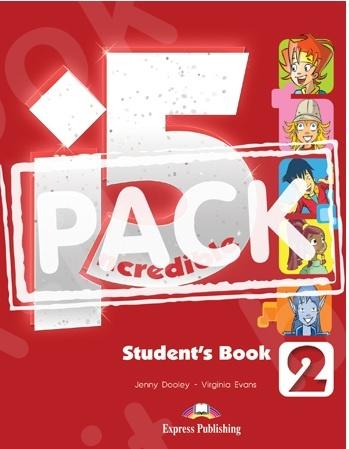 Incredible 5 (I5) - 2 - ΠΑΚΕΤΟ (Power Pack 1) Όλα τα βιβλία της τάξης με Workbook DigiBook App. - Νέο !!!