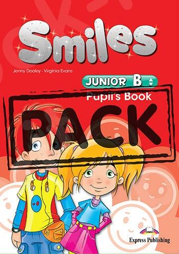 Smiles Junior B - ΠΑΚΕΤΟ (Power Pack) Όλα τα βιβλία της τάξης (Νέο με ieBOOK !!)