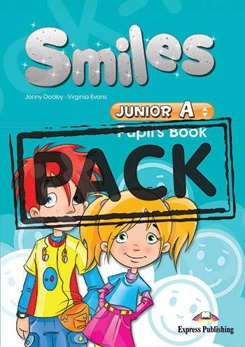 Smiles Junior A - ΠΑΚΕΤΟ (Power Pack) Όλα τα βιβλία της τάξης (Νέο με ieBOOK !!)