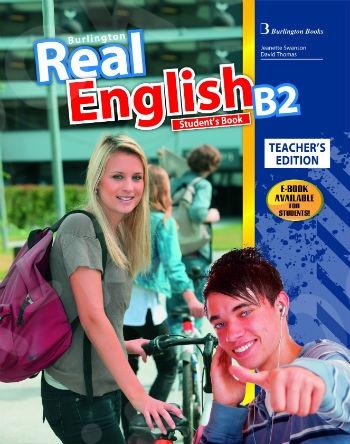 Burlington Real English B2 - Teacher's Book (Βιβλίο Καθηγητή)
