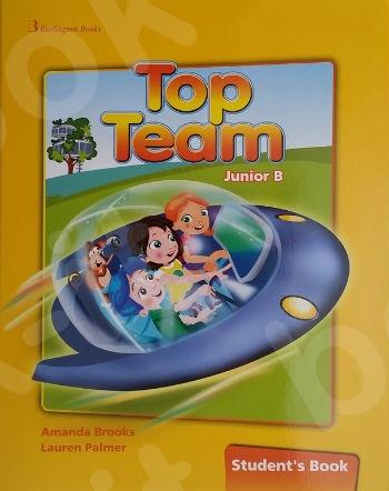 Top Team Junior B - Student's Book (Βιβλίο Μαθητή)