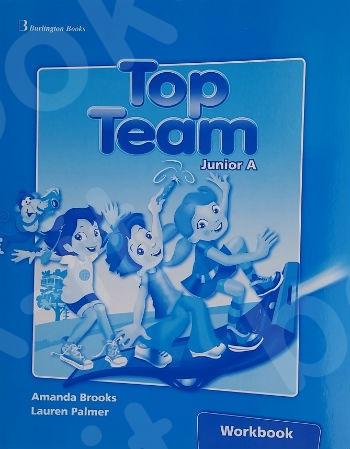 Top Team Junior A - Workbook (Βιβλίο Ασκήσεων Μαθητή)
