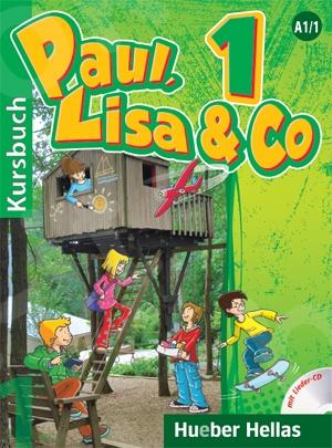 Paul, Lisa & Co 1 - Πακέτο Μαθητή Όλα τα βιβλία