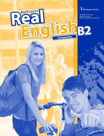 Burlington Real English B2 - Companion