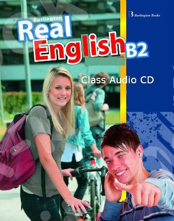 Burlington Real English B2 - Class Audio CDs