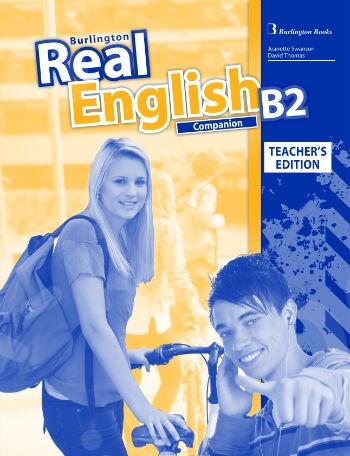 Burlington Real English B2 - Teacher's Companion (καθηγητή)