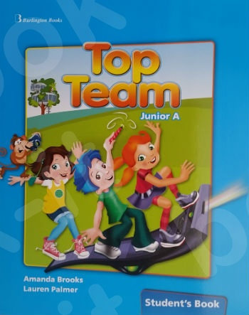 Top Team Junior A - Student's Book with Starter Booklet and Picture Dictionary  (Βιβλίο Μαθητή)