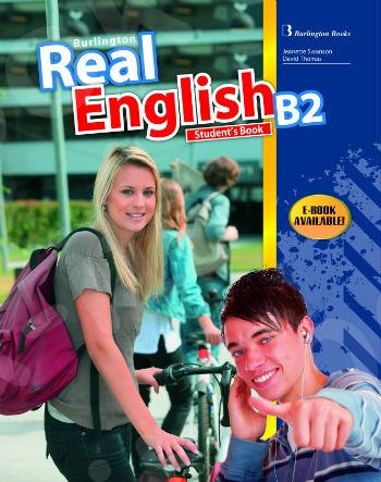 Burlington Real English B2 - Student's Book (Βιβλίο Μαθητή)