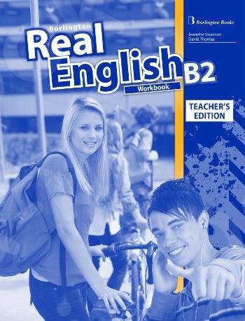 Burlington Real English B2 - Teacher's Workbook (καθηγητή)