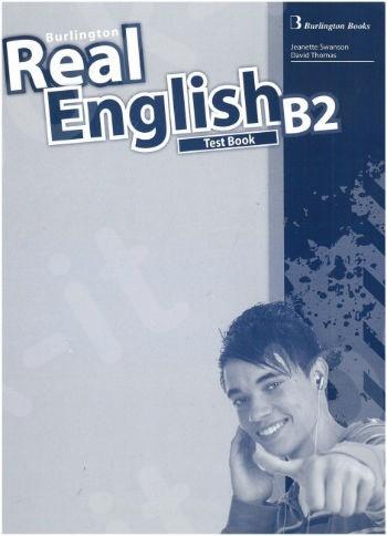 Burlington Real English B2 - Test Book