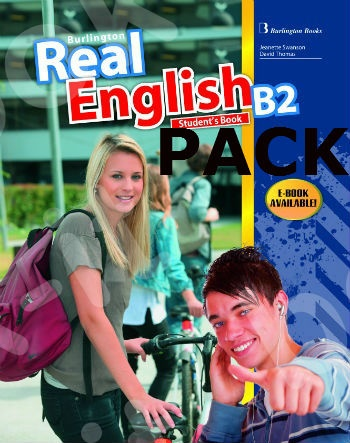 Burlington Real English B2 - ΠΑΚΕΤΟ Όλα τα βιβλία της τάξης