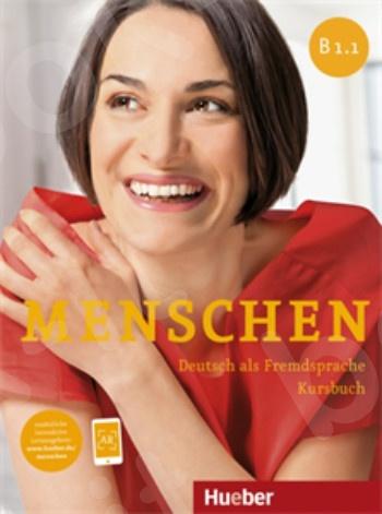 Menschen B1/1 - Kursbuch (Βιβλίο μαθητή)