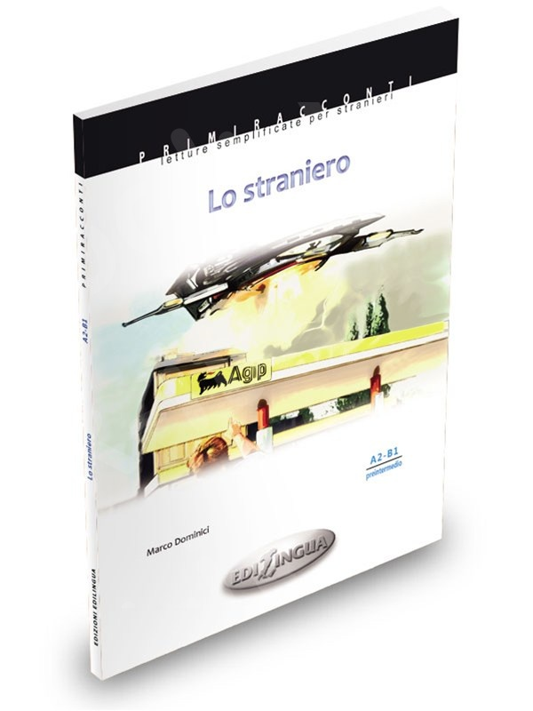 Lo straniero + CD Audio