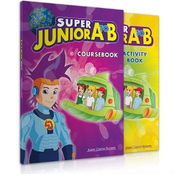 Super Course - Super Junior A to B - Πλήρες Πακέτο Μαθητή με iBook