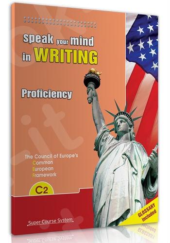 Super Course - Michigan ECPE, Speak your mind in writing C2 - Βιβλίο Καθηγητή