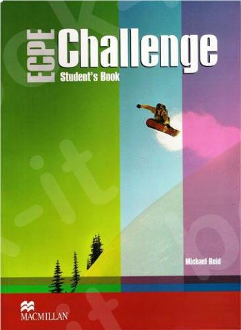 ECPE Challenge - Student's Book(Βιβλίο Μαθητή) - Revised