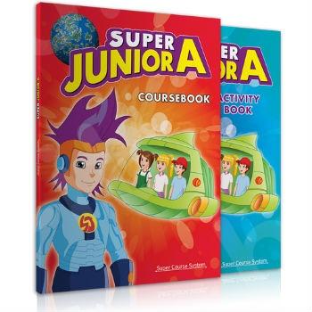 Super Course - Super Junior A - Πλήρες Πακέτο Μαθητή με iBook