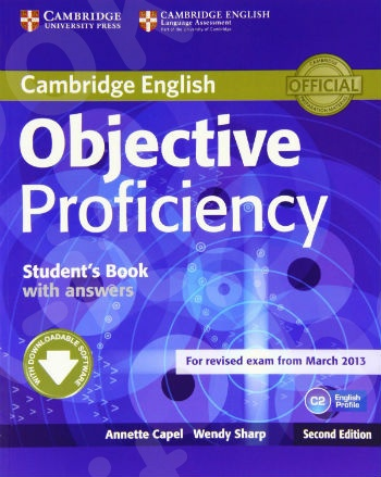 Cambridge - Objective Proficiency - Student's Book with answers with Downloadable Software - 2nd edition