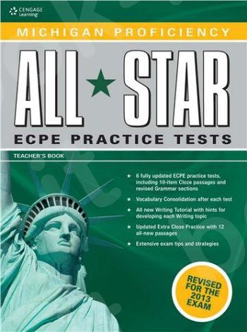 All Star Michigan Proficiency (ECPE) Practice Tests - Teacher's Book(Βιβλίο Καθηγητή)