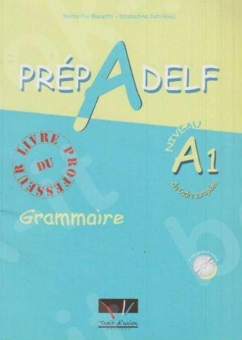Prepadelf Grammaire A1 -  Professeur