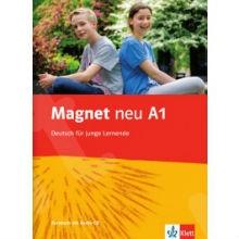 Magnet neu A1 Griechisches Begleitheft (Γλωσσάριο - τετράδιο ασκήσεων)