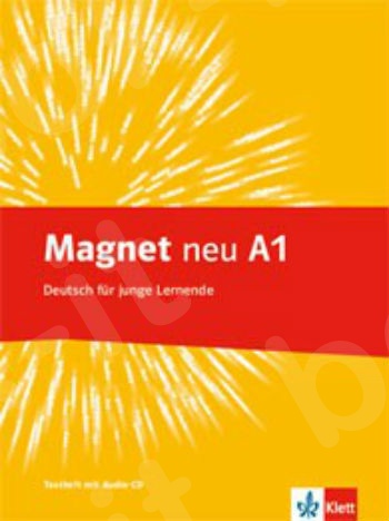 Magnet neu A1, Testheft mit Audio-CD