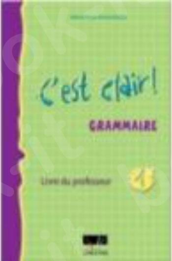 C'est Clair - Grammaire C'est Clair Niveau 1 Professeur