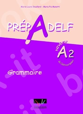 Prepadelf Grammaire A2