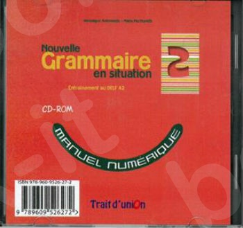 Nouvelle Grammaire en Situation - Niveau 2 -  Cd Rom
