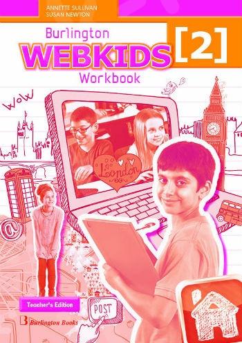 Burlington Webkids 2 - Teacher's Workbook (καθηγητή)