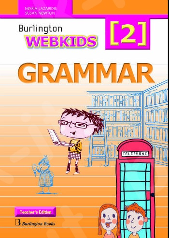 Burlington Webkids Grammar 2 - Teacher's Grammar (καθηγητη)