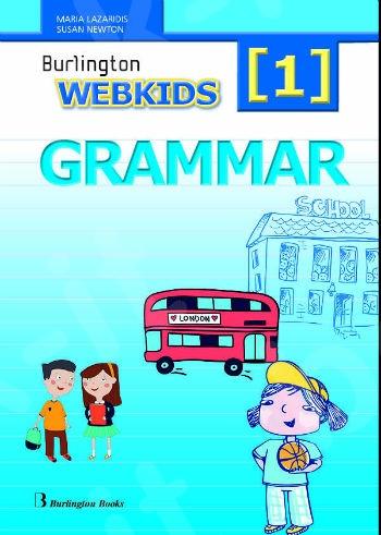 Burlington Webkids Grammar 1 - Student's Book (Βιβλίο Γραμματικής Μαθητή)