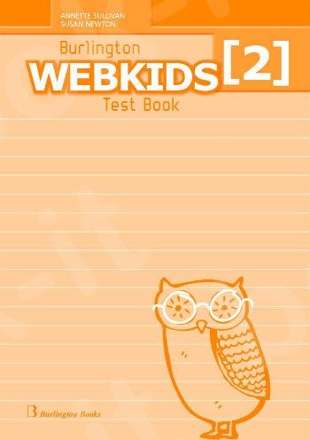 Burlington Webkids 2 - Test Book(Μαθητή)