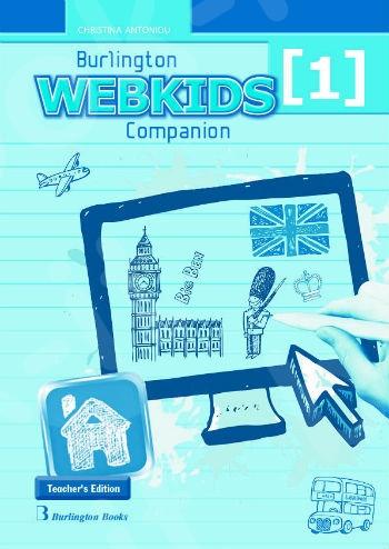 Burlington Webkids 1 - Teacher's Companion (καθηγητή)