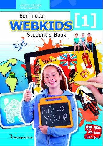 Burlington Webkids 1 -  A Class - ΠΑΚΕΤΟ Όλα τα βιβλία της τάξης