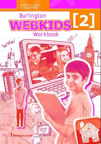 Burlington Webkids 2 - Workbook (Βιβλίο Ασκήσεων Μαθητή)