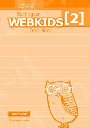 Burlington Webkids 2 - Teacher's Testbook (Καθηγητή)