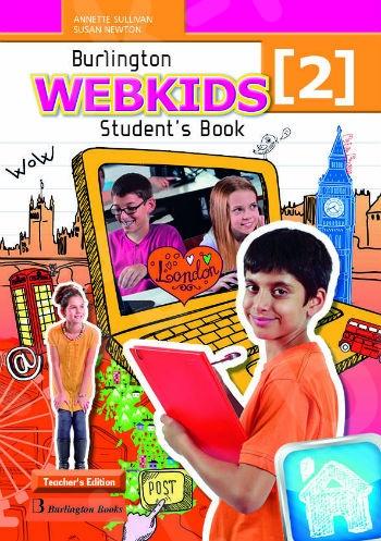 Burlington Webkids 2 - Teacher's Book (Βιβλίο Καθηγητή)