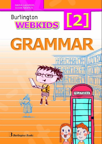 Burlington Webkids Grammar 2 - Student's Book (Βιβλίο Γραμματικής Μαθητή)