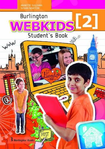 Burlington Webkids 2 - Student's Book (Βιβλίο Μαθητή)