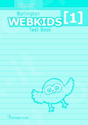 Burlington Webkids 1 - Test Book(Μαθητή)