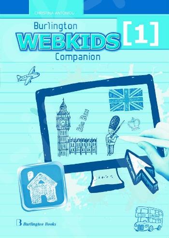 Burlington Webkids 1 - Companion (Μαθητή)