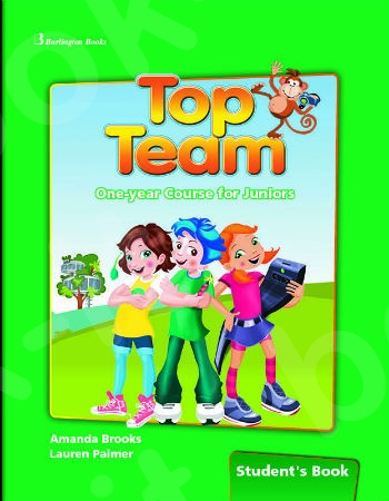 Top Team 1 Year Course for Juniors - Student's Book (Βιβλίο Μαθητή)