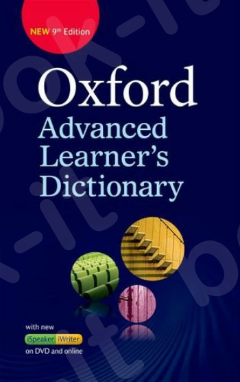 Oxford Advanced Learner's Dictionary - 9th Edition Dictionary Hardback + DVD + Premium Online Access Code